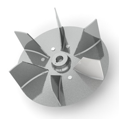 ' Specials welded impellers '